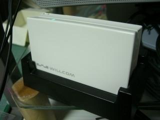 WILLCOM9-white