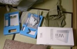 Wii:箱とか
