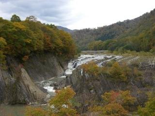 夕張千鳥ヶ滝